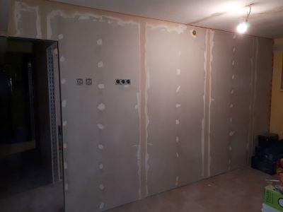 Budowa ścianek działowych